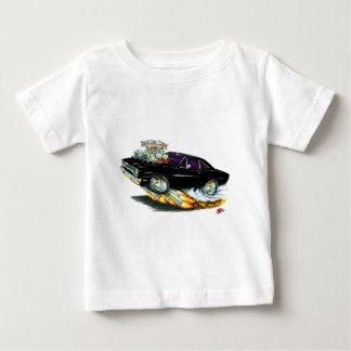 1970 Roadrunner Black Car Baby T-Shirt