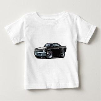 1970 Roadrunner Black-White Baby T-Shirt