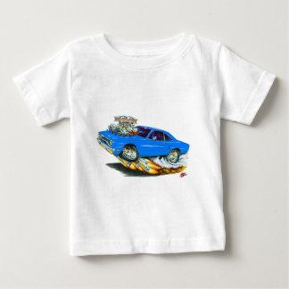 1970 Roadrunner Blue Car Baby T-Shirt