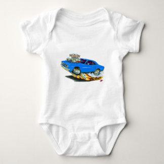 1970 Roadrunner Blue Car T-shirt