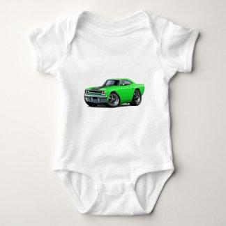1970 Roadrunner Green-Black Baby Bodysuit