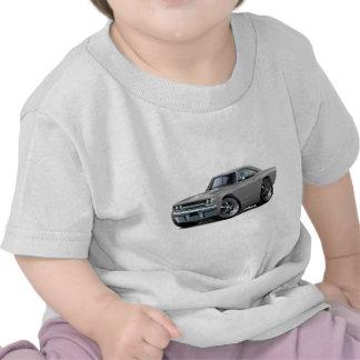 1970 Roadrunner Grey Car T Shirt