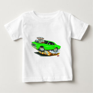 1970 Roadrunner Lime Car T-shirts