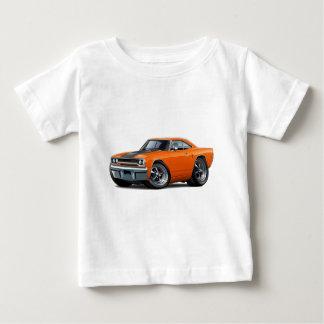 1970 Roadrunner Orange-Black Baby T-Shirt