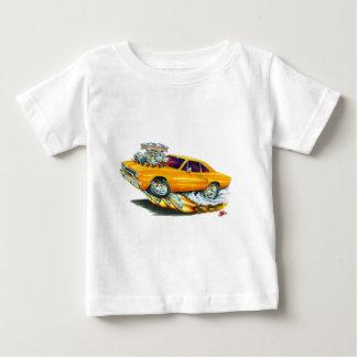 1970 Roadrunner Orange Car Baby T-Shirt