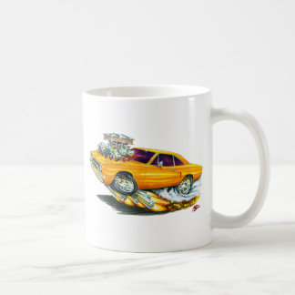 1970 Roadrunner Orange Car Coffee Mug
