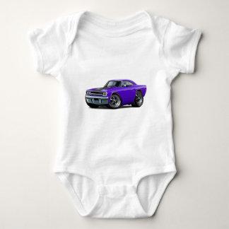 1970 Roadrunner Purple-Black Baby Bodysuit