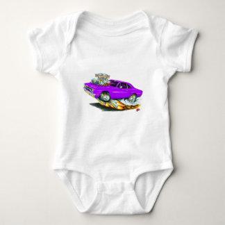 1970 Roadrunner Purple Car T-shirt
