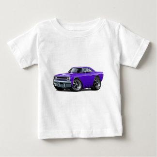 1970 Roadrunner Purple Car Tee Shirts