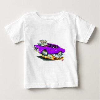 1970 Roadrunner Purple Car Tshirt