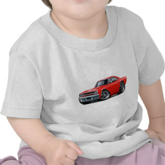 1970 Roadrunner Red Car T-shirts