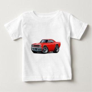 1970 Roadrunner Red Car T-shirt