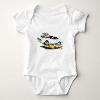 1970 Roadrunner White Car Tshirt