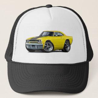 1970 Roadrunner Yellow-Black Trucker Hat
