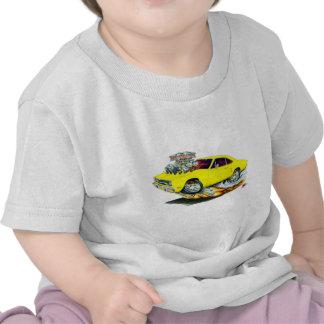 1970 Roadrunner Yellow Car Tee Shirt