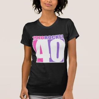 1970 Rocks! Tee Shirts
