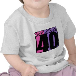 1970 Rocks Tee Shirts