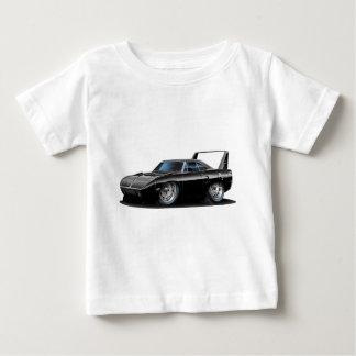 1970 Superbird Black Car Baby T-Shirt