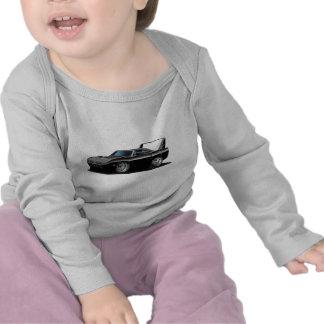 1970 Superbird Black Car Shirt