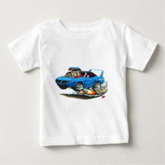 1970 Superbird Blue Car Baby T-Shirt