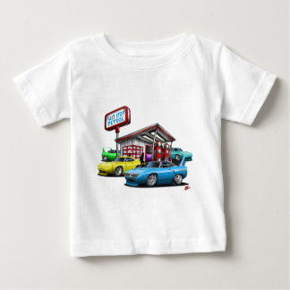 1970 Superbird Gas Station T-shirts