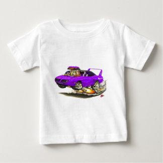 1970 Superbird Purple Car Tee Shirt