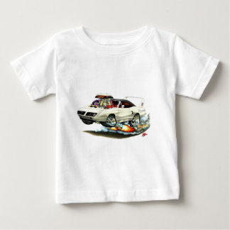 1970 Superbird White Car Shirts