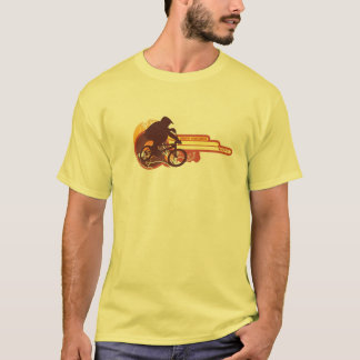 1970's BMX Racing vintage oldschool T-Shirt