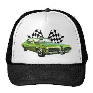 1970s Fast Cat V2 Trucker Hat