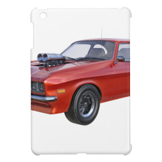 1970's Red Muscle Car iPad Mini Cover
