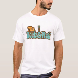 1970s Rock & Roll T-shirt
