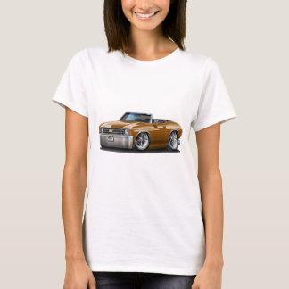 1971-72 Chevelle Brown Convertible T-Shirt