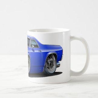 1971-72 El Camino Blue Truck Coffee Mug