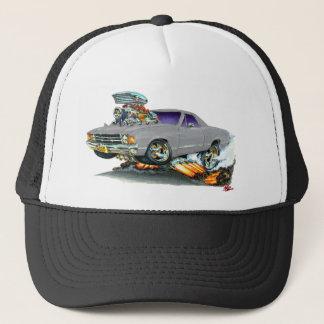 1971-72 El Camino Grey Truck Trucker Hat