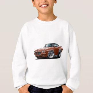 1971-72 GTO Bronze-Black Top Car