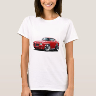 1971-72 GTO Red Car T-Shirt