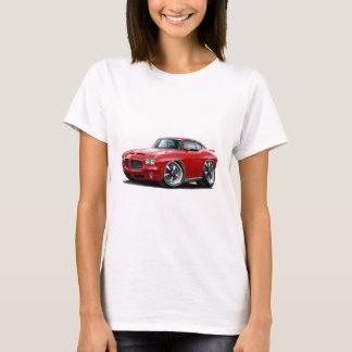 1971-72 GTO Red Car T-Shirt