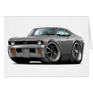 1971-72 Nova Grey-Black Top Card