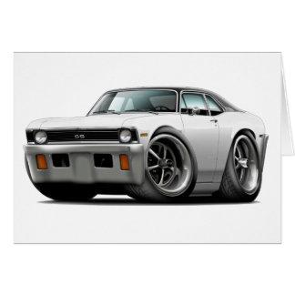 1971-72 Nova White-Black Top Card