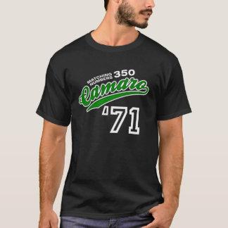 1971 Camaro 350 Script T-Shirt