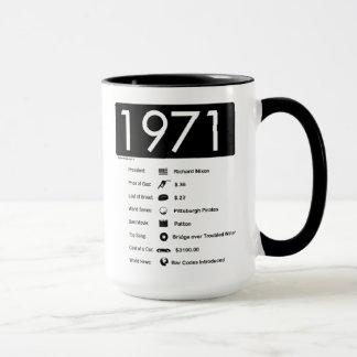 1971-Great Year (15 oz.) Coffee Mug