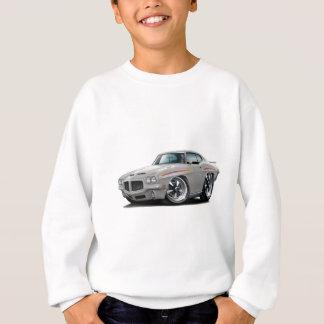 1971 GTO Judge Silver Car Sweatshirt