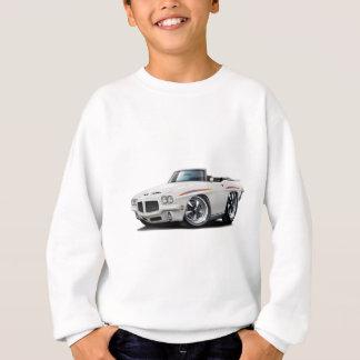 1971 GTO Judge White Convertible Sweatshirt