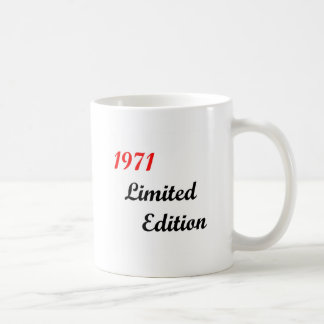 1971 Limited Edition Coffee Mug