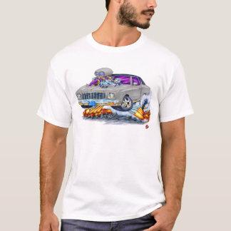 1971 Monte Carlo Grey Car T-Shirt