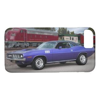 1971 Plymouth Barracuda Cuda Mopar Muscle Car Case-Mate iPhone Case
