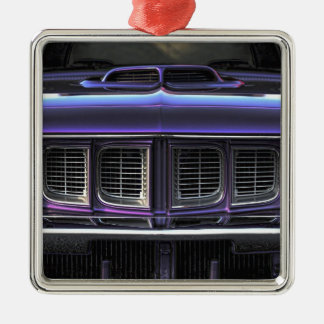 1971 Plymouth 'Cuda Metal Ornament