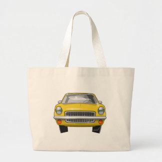 1972 Chevrolet Vega Large Tote Bag
