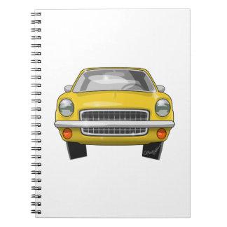 1972 Chevrolet Vega Notebook