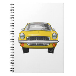 1972 Chevrolet Vega Notebooks